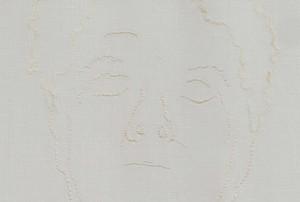 Portrait d'une novice (détail)
